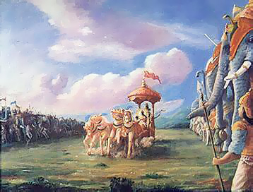 Pictures+of+mahabharata+war